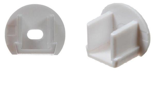Торцевая заглушка №4 (2шт) Код.54325