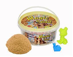 Кинетический песок Magik sand 350 гр ведро (370-1) Классический
