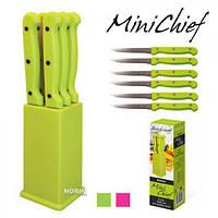 Набор ножей Mini-chief из 7 предметов (0821)