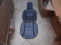 Накидка на  автомобильное сиденье Vitol 1 шт Серая, фото 1