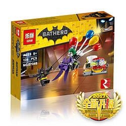 """Конструктор Lepin """"Побег Джокера на воздушном шаре""""  124 дет."""