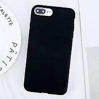 Силіконовий TPU чехол JOY для Apple iPhone 8 Plus чорний