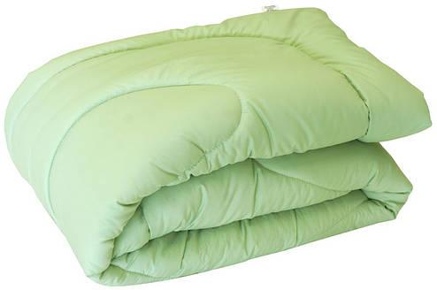 Одеяло Руно двуспальное силикон 172x205 см 300 г/м2 (316.52СЛБ), фото 2