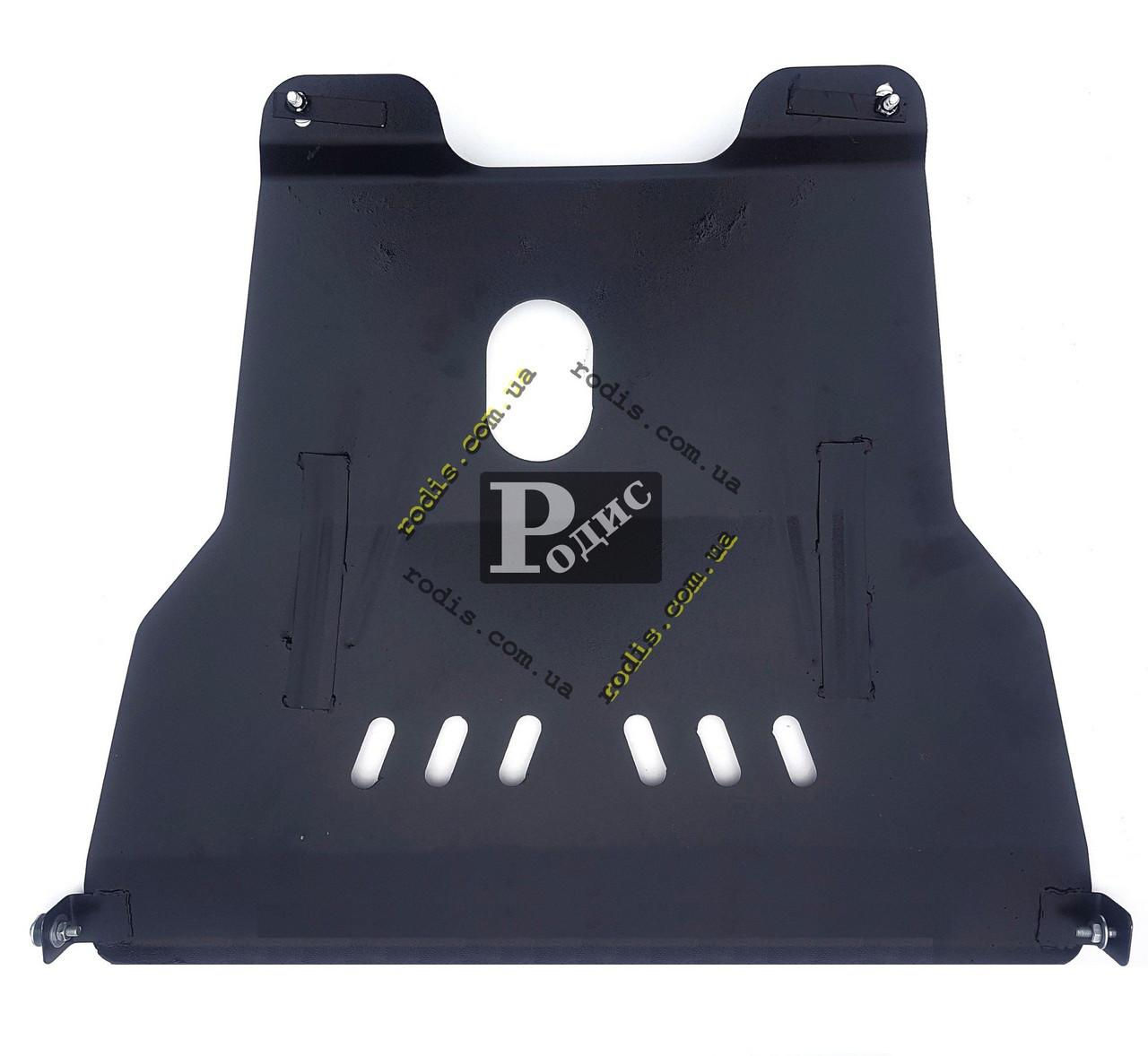 "Захист ДВС ""Щит"" Chevrolet Aveo 2003-2011/ZAZ Vida (Т-250) V-всі закриті.двигуна+кпп"