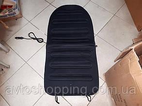 Накидка на  автомобильное сиденье c подогревом KIOKI 1 шт Черная