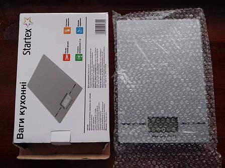 Кухонные сенсорные весы STARTEX 5кг, фото 2