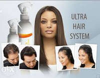 Спрей от выпадения и для роста волос Ultra Hair System