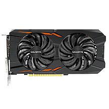 Видеокарта GIGABYTE GeForce GTX 1050 Windforce OC 2G (GV-N1050WF2OC-2GD), фото 2