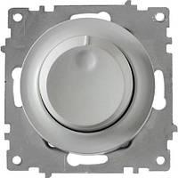 Светорегулятор для ЛН и галогенных. 1Е42001302 Цвет серый