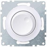 Светорегулятор для ЛН и галогенных. 1Е42001300 Цвет белый