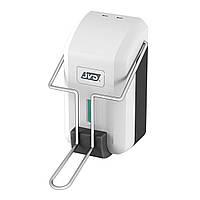 Дозатор для жидкого мыла наливной с локтевым приводом Cleanline Gel JVD