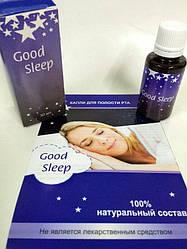 GoodSleep - инновационное средство от храпа.