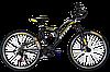 "Горный велосипед Titan Panther 26"" (Black-Yellow-Gray)"