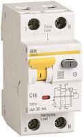 Автоматический выключатель дифференциального тока АВДТ32 C16 30мА ИЭК