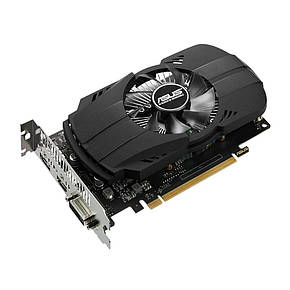 Видеокарта ASUS GeForce GTX1050Ti 4Gb 128bit GDDR5 (ASUS PH-GTX1050TI-4G), фото 2