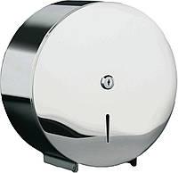 Держатель для туалетной бумаги джамбо Inox JVD