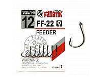 Гачок FEEDER №12 7шт/уп. арт. FF2212 ТМ FANATIK