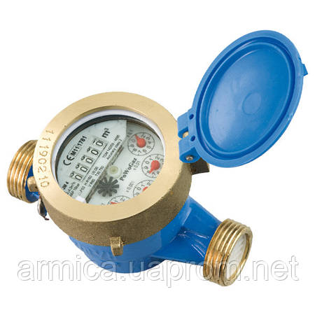 Счетчики холодной воды тип WM-2,5 DN15(мокроход)