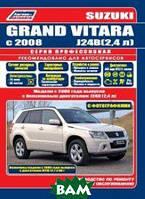 Suzuki Grand Vitara. Модели с 2008 года выпуска с бензиновыми двигателями J24B (2,4 л) и с двигателями H27A (2,7 л V6) с 2005 года выпуска.