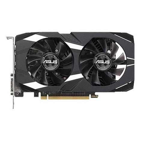 Видеокарта ASUSGeForce GTX1050Ti Dual OC 4Gb 128bit GDDR5 (ASUS DUAL-GTX1050TI-O4G-V2), фото 2
