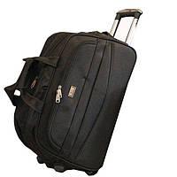 Вместительная дорожная сумка на колесах