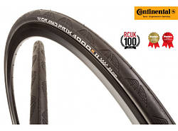 Покрышка Continental Grand Prix 4000S II 700x23c Folding