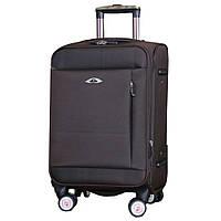 Элитный чемодан на колесиках.