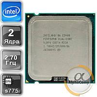 Процессор Intel Pentium Dual Core E5400 (2×2.70GHz/2Mb/s775) б/у