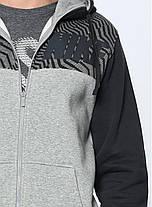 Толстовка Nike NSW Hoodie Fz Flc 861722-063 (Оригинал), фото 3