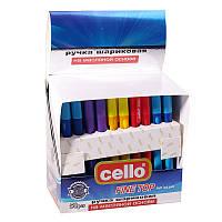 Ручка шариковая на масляной основе CELLO FineTop (50 шт\уп.)