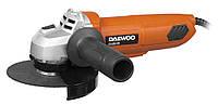 Шлифмашина угловая (650 Вт) DAEWOO DAG 650-125 (диаметр диска 125 мм, 11000 об/мин, блокировка шпинделя)
