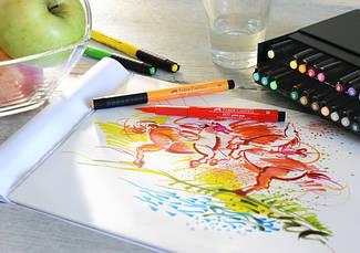 Капиллярные ручки PITT Artist Pen