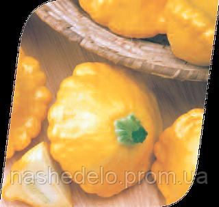 Семена патиссона Солнечное очарование F1 500 семян Seminis