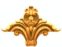 Резной декор для мебели(вертикальный 1)
