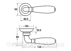 Ручка Z-1221 MACC, фото 2