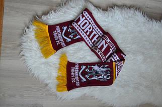 Футбольный шарф Нортгемптон Таун, фото 3