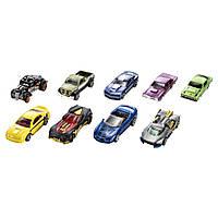 Подарочный Набор металлических машинок 9 шт Hot Wheels (Хот вилс) Mattel