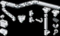 Водосточные системы пластиковые и металлические купить | Цены на водосточную систему производителя