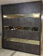 Шкаф-купе на заказ S-232