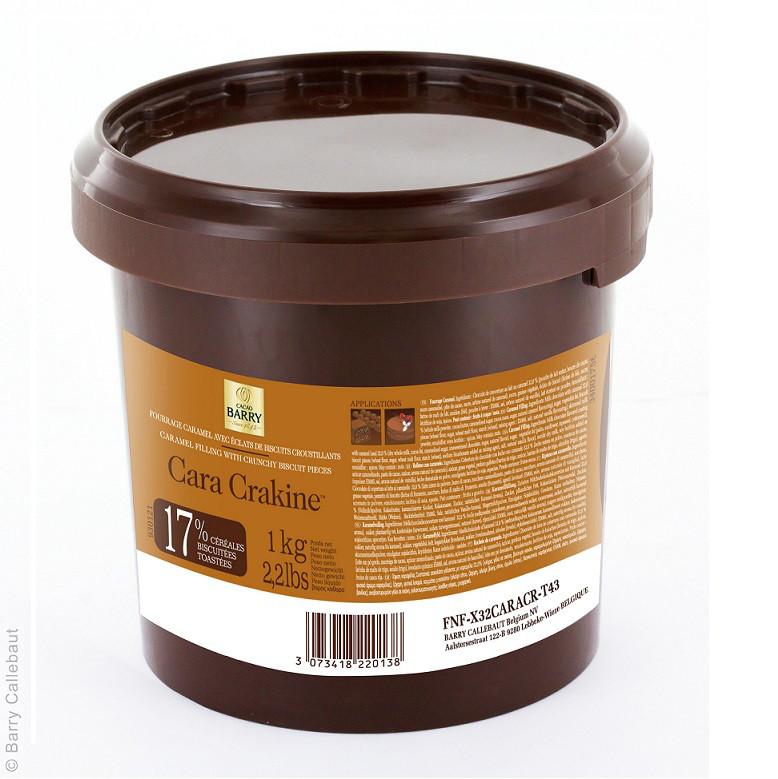 Cacao Barry Cara Crakine 1 кг (Кара Кракен)