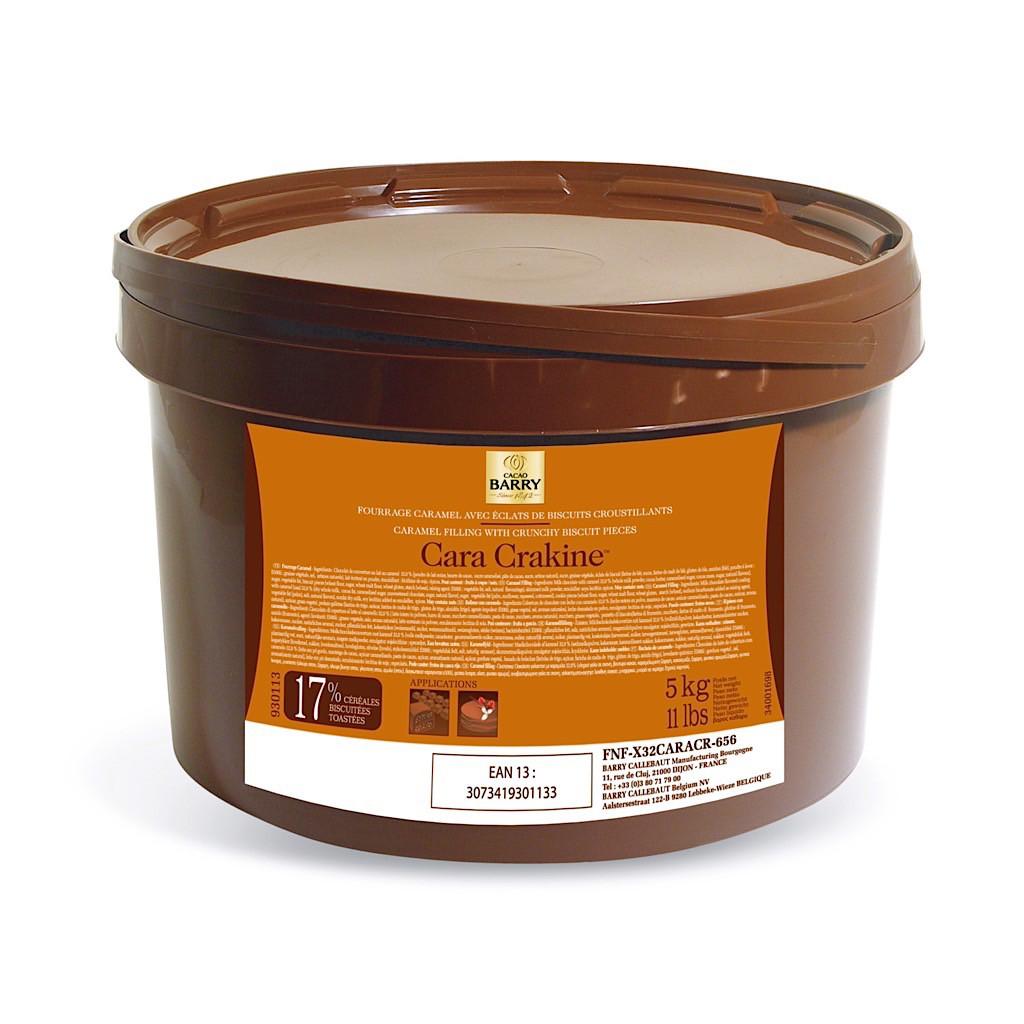 Cara Crakine Cacao Barry 5 кг відро, Франція