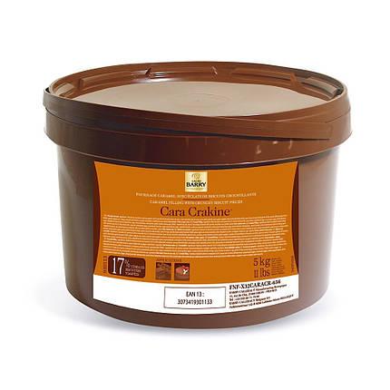 Cara Crakine Cacao Barry 5 кг відро, Франція, фото 2