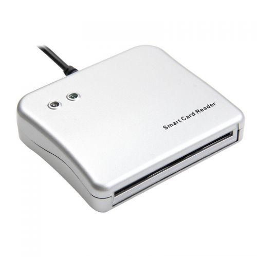 Сканер USB для чипованных смарт-карт IC/ID Smart Card Reader