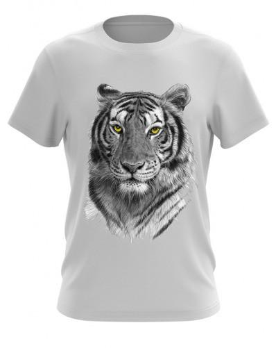 """Мужская футболка """"Тигр"""" (MF-011-15)"""