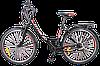 """Велосипед женский Titan Elite 26"""" (Black-Red-White)"""
