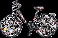 """Велосипед женский Titan Elite 26"""" (Black-Red-White), фото 1"""