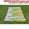 Детский коврик каремат Киндер Пол 300х120 толщина 8мм