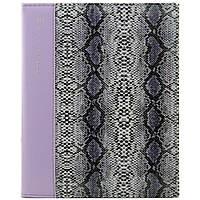 Дневник для средней школы, обложка из кожезаменителя мягкая, (имитация змеиной кожи).