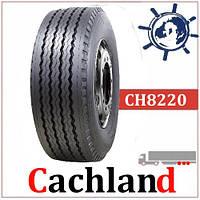 Cachland CH8220 385/65R22.5 160K  прицепная шина, грузовые шины на прицеп, полуприцеп 20PR