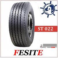 Грузовая шина 385/65R22.5 160K Fesite ST022 прицеп, грузовые шины Фесите прицепную на прицеп